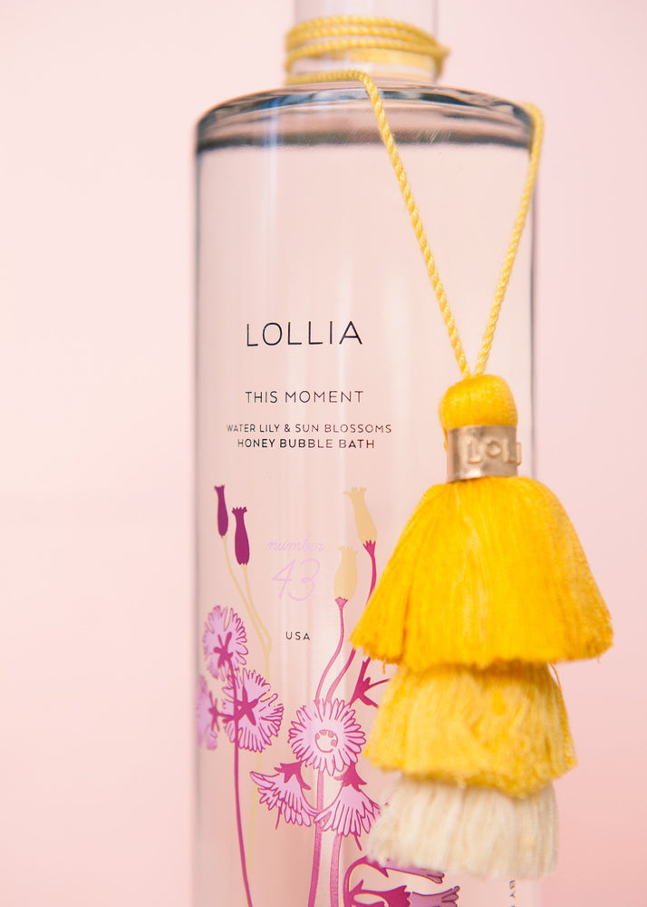 Lollia This Moment Bubble Bath