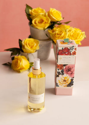 Lollia Always in Rose Dry Body Oil