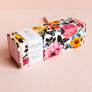 Lollia Always in Rose Shea Butter Handcreme