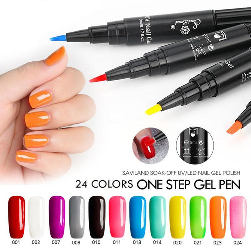 3 in 1 Nail Polish Pen ( One Step )
