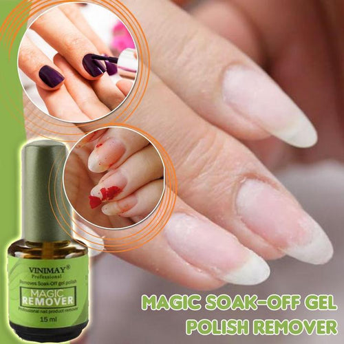 Magic Gel Remover