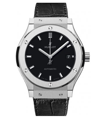 Hublot Classic Fusion Black Watch