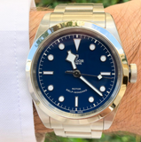 Tudor Black Bay 41 Blue Reference 79540