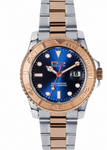 Daniel Steiger Endurance Two Tone Watch
