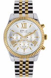 Daniel Steiger Skymaster Gold Watch