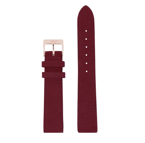 16MM Red Cellulose Strap