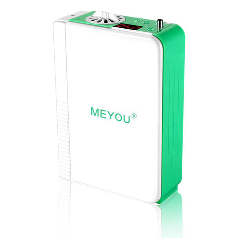 Smallest Portable Oxygen Concentrator Machine With Rechargeable Battery