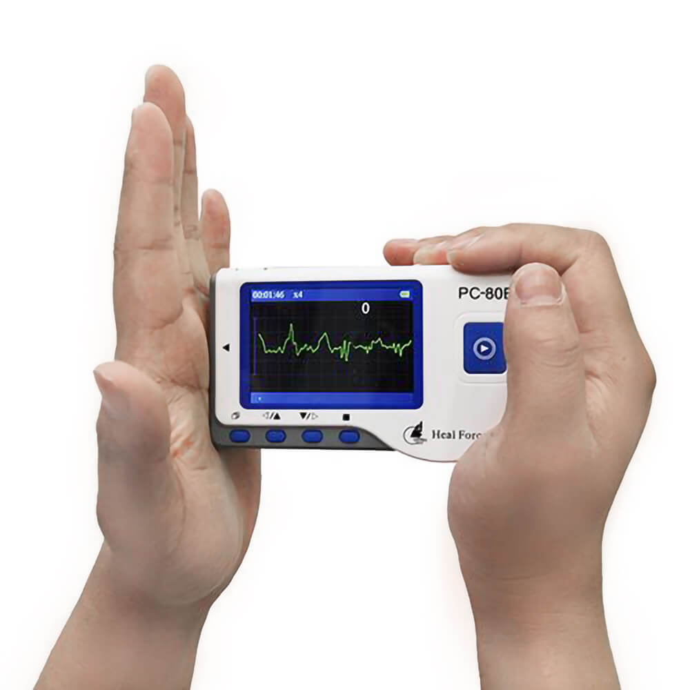 Portable ECG Monitor- Homecarewholesale.com