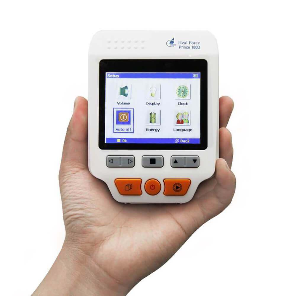 Portable Home ECG Monitor - Homecarewholesale.com