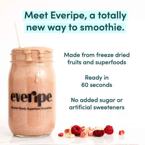 product attributes of everipe superfood smoothies - Everipe