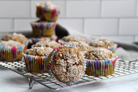 healthy muffin recipe