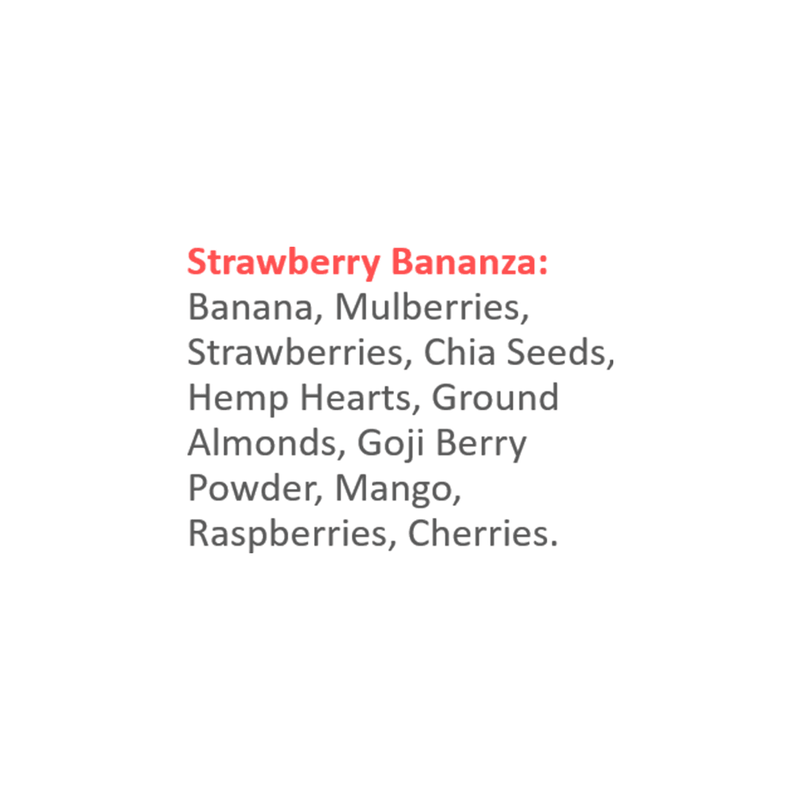 Strawberry Bananza 5-Pack - Everipe