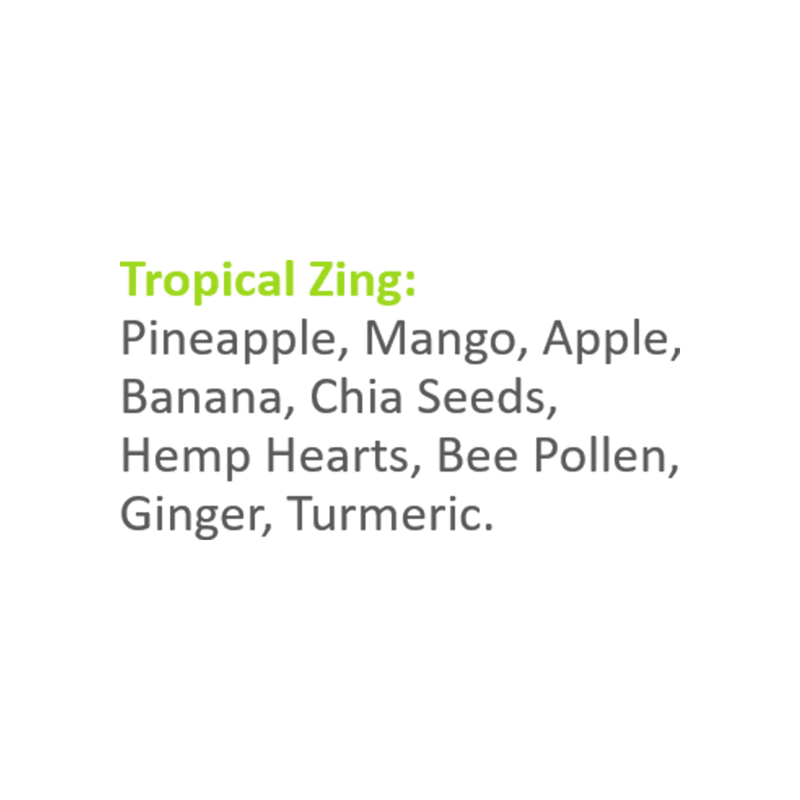 Tropical Zing 5-Pack - Everipe