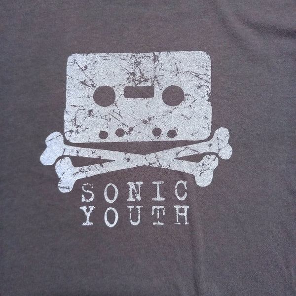"Sonic Youth ""Cassette"" Shirt - S"
