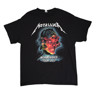 "Metallica ""2017 WorldWire Tour"" Shirt - L"