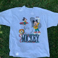 "Vintage Mickey Mouse ""Missouri"" Shirt - XL"