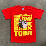 "2007 Kanye West ""Glow In the Dark Tour"" Shirt - S"