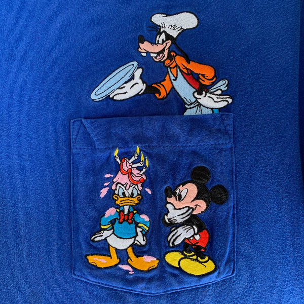 The Disney Store Pocket Shirt - L
