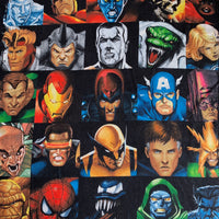 Marvel Characters Shirt - M