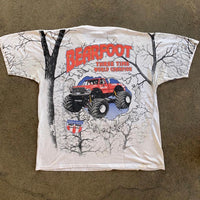 "Motorsports Bearfoot ""Three Time World Champion"" Shirt - XL"