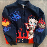 "Betty Boop ""Wild Women"" Women's Jacket - XL"