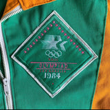 Vintage 1984 Olympic Games Levi's Official Staff Uniform Jacket- S