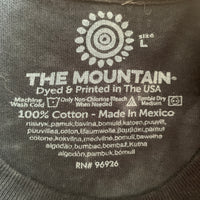 "The Mountain ""Air Skull"" Shirt - L"
