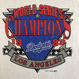 "Vintage 1988 Dodgers  ""World Series Champions"" Shirt - XL"