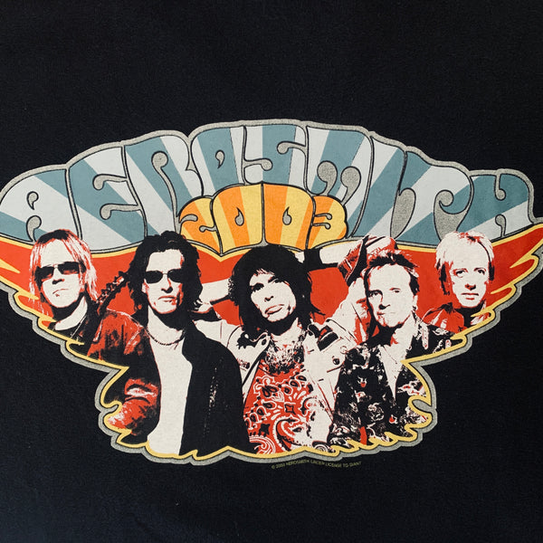 Aerosmith 2003 Shirt - L