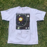 A Golfer's View of the Universe Shirt - XL