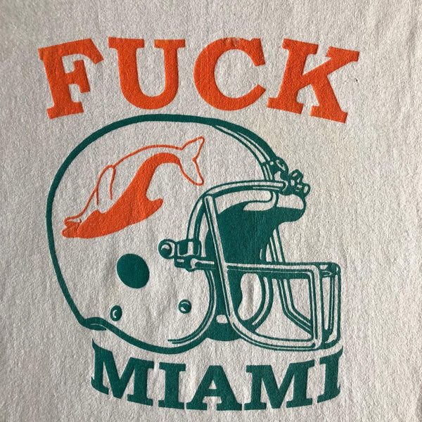 Fuck Miami Shirt - XL