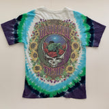 "Vintage 1999 Liquid Blue Grateful Dead ""Terrapin Station"" Shirt Tie Dye - S"