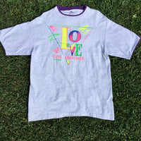 "Vintage 1991 ""Love One Another"" Shirt - L"
