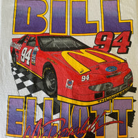 "Vintage 1995 Mc Donalds Racing ""Bill Elliot"" Shirt - XL"