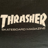 "Thrasher ""Logo"" Shirt - M (Youth)"