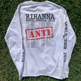 "Rihanna ""Anti Tour"" Shirt - M"