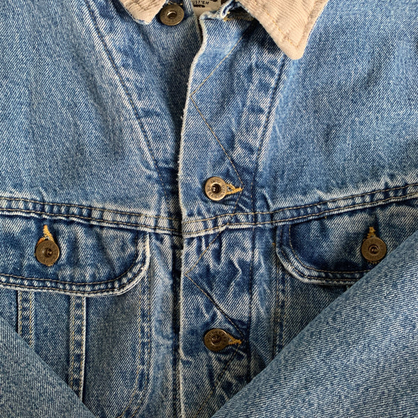 Lee Dungarees Denim Jacket - L