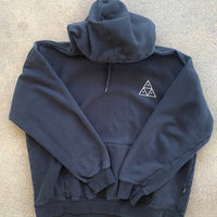 "Huf ""Roses Triple Triangle"" Pullover Hoodie - XL"