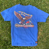 "Vintage Harley Davidson ""The Wind Beneath My Wings""  Shirt- L"