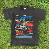 "NASCAR Dale Earnhardt and Jeff Gordon ""The Kid and the Champ"" Shirt - M"