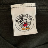 Vintage Mickey Mouse Shirt - OSFA