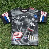 Vintage Rusty Wallace Shirt - L