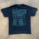 "Kanye West ""Glow In the Dark Tour"" Shirt - S"