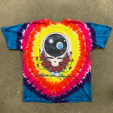 "Liquid Blue Grateful Dead ""Space your face"" Shirt Tie Dye - L"