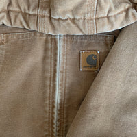 Carhartt Hoodied Jacket - L Youth