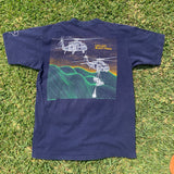 "Vintage 1988 Blackbird ""UH-60A Black Hawk"" Shirt - XL"