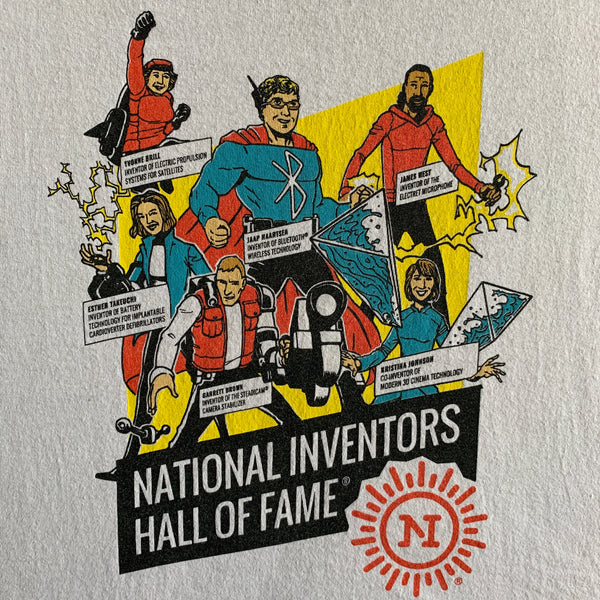 National Inventors Hall of Fame Shirt - L