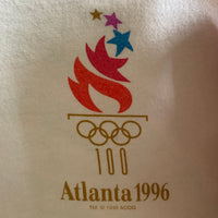 Vintage 1996 Atlanta Olympic Summer Games Shirt - M