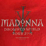 "2001 Madonna ""Drowned World Tour"" - XL"
