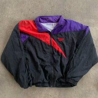 Vintage Reebok Windbreaker Jacket - L